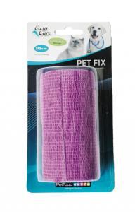 Bandagebinda PetFix Easy Care Bitter 10x450cm Lila