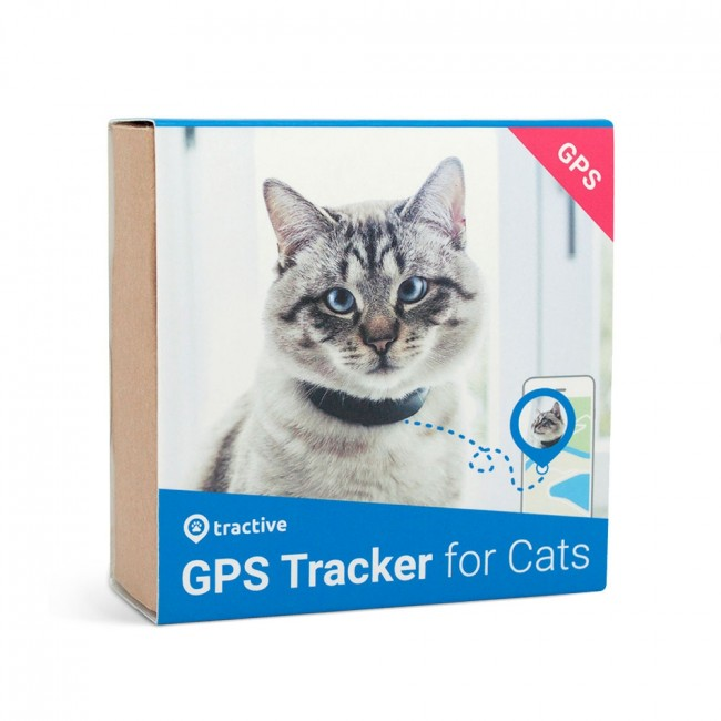 Tractive GPS Pet Tracker Cat
