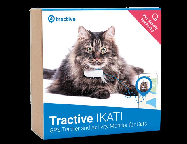 Tractive IKATI Cat GPS