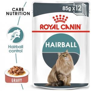 FCN Hairball Care Gravy 85 g