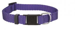 Premium katthalsband,violett