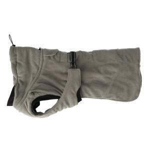 Fleecetäcke Dezzi grå 20cm