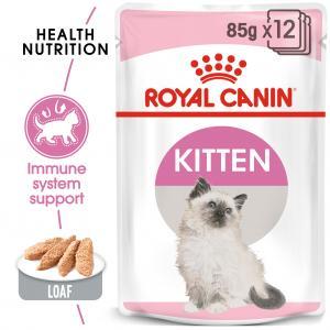 FHN Kitten Loaf 85 g