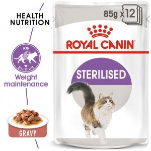 FHN Sterilised Gravy 85 g