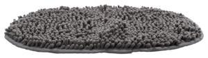 (BV)Smutsabsorberande matta, för Sleeper 1, 45 × 32 cm, mörkgrå