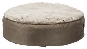(BV)Bolle dyna, ø 60 cm, brun/beige