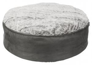 (BV)Bolle dyna, ø 75 cm, grå/ljusgrå