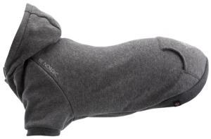BE NORDIC Hoodie,XS: 27 cm: 36 cm, grå