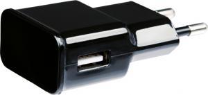 USB Adapter 3,7x7cm, svart