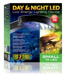 DAY & NIGHT LED 2W EXOTERRA 14 VITA/1 BL