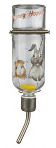 Honey & Hopper Vattenflaska Glas, 250 ml