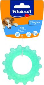 Bitring gummi, Hund