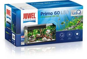 JUWEL AKVARIUM PRIMO  60 SVART 61x31x37C