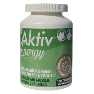 Aktiv Energy 100 tabletter