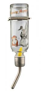 Honey & Hopper Vattenflaska Glas, 125 ml