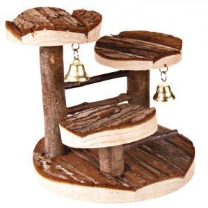 """""""NL""""Klätterträd hamster 15x14x14 cm"""
