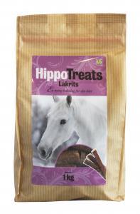 Hippo Treats Lakrits 1 kg