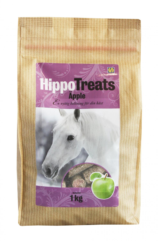 Hippo Treats Äpple 1 kg