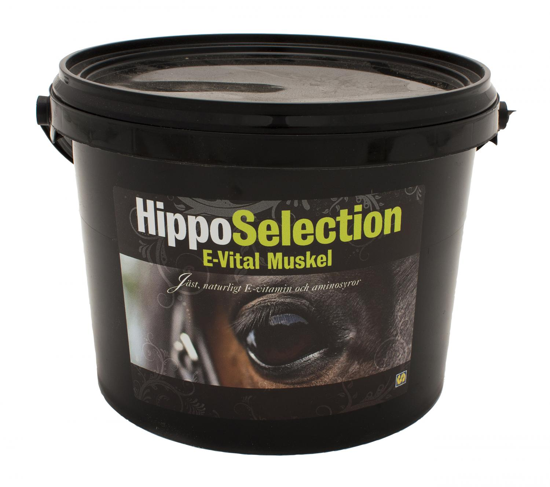 HippoSelection E-Vital Muskel 3 kg