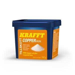 KRAFFT COPPER/IRON 700 gr 700 gr