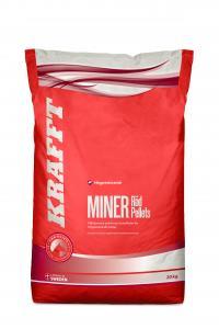 KRAFFT Mineral extra(Röd) Pellets 20 kg