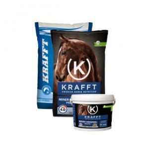 KRAFFT mineral original(blå) pellets 8 kg