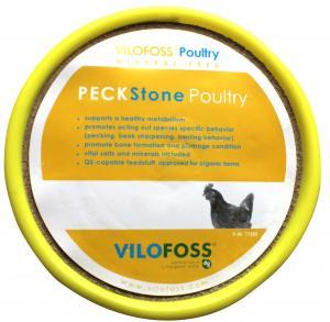 Peckstone Mineral Eco 10 kg Gul