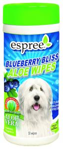 Espree Blueberry Wipes