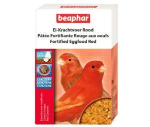 Beaphar kraftfoder med röd färg för kanari 150g