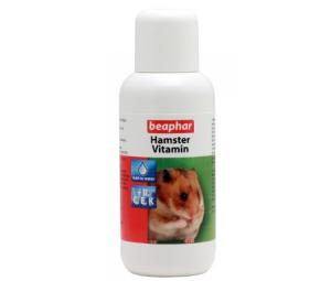 Beaphar Hamster vitaminer 75ml
