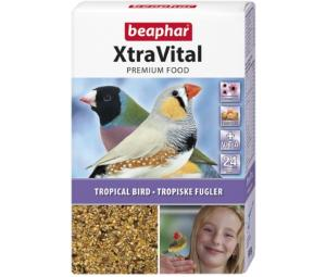Beaphar XtraVital Tropisk fågelfoder 500g