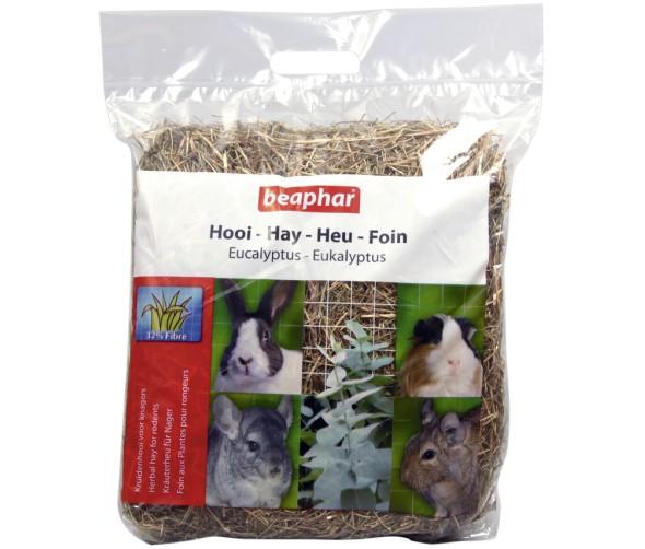 Beaphar Care+ Hö med Eucalyptus 500g