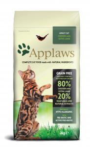 Applaws katt Adult Chicken&Lamb 2 kg