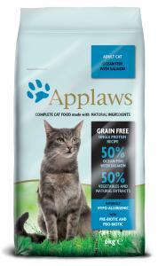 Applaws katt Adult Fish&Salmon 6 kg