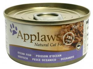 Applaws katt konserv Ocean Fish 70g
