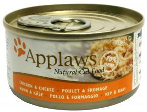 Applaws katt konserv Chicken Breast&Cheese 70g