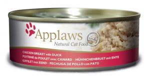 Applaws katt konserv Chicken&Duck 156g