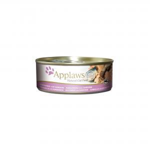 Applaws katt konserv Mackerel&Sardine 156 g
