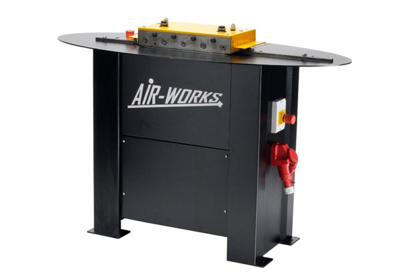 Air-Works PSM20+rörfals