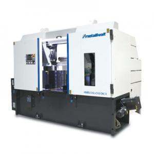 Metallkraft metallbandsåg 510 x 510 CNC X