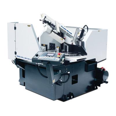 Helautomatisk Bandsåg 230x280 CNC-G