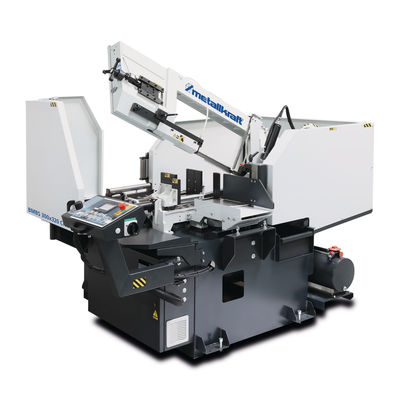 Helautomatisk Bandsåg 300x320 CNC-G
