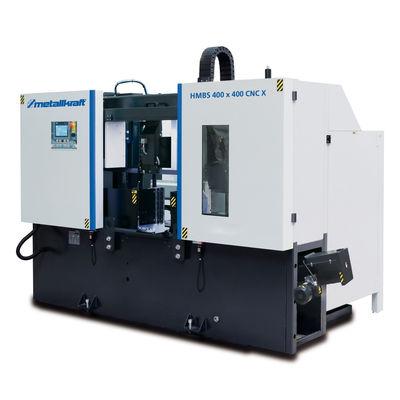 Helautomatisk Bandsåg 400x400 CNC-F X