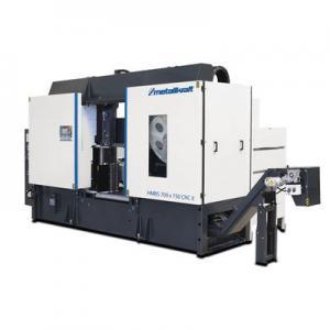 Semiautomatisk Bandsåg 700x750 HA X
