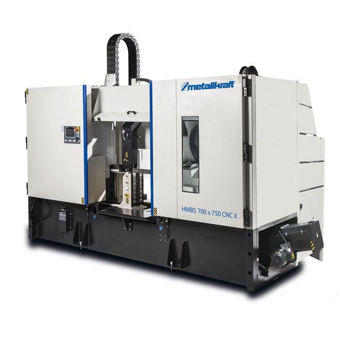 Automatisk Bandsåg 700x750 CNC X