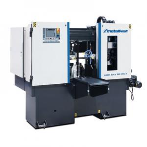 Helautomatisk Bandsåg 300x300 CNC X