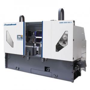 Helautomatisk Bandsåg 5000 CNC X