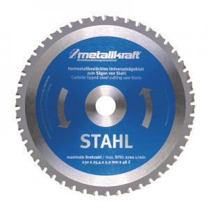 Metallsågklinga för stål