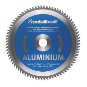 Metallsågklinga för Aluminium