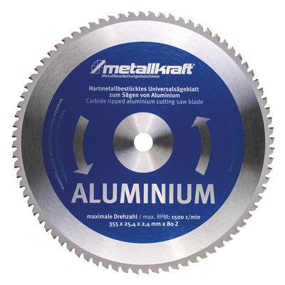 Sågklinga för Aluminium